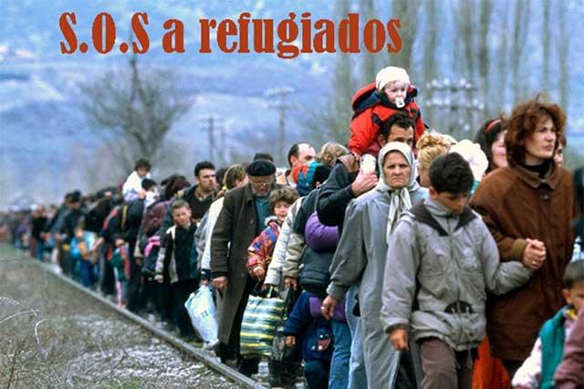 Apoyo a refugiados en tiempo de crisis