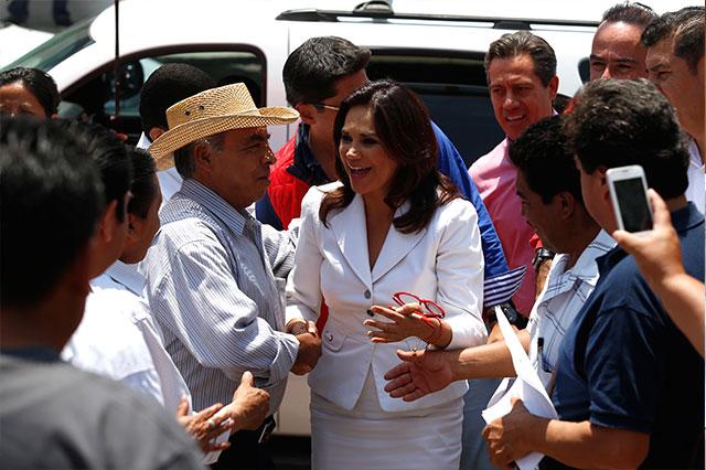 Dice Alcalá que regresará registro civil a las juntas auxiliares