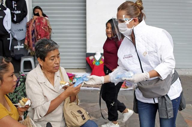 Ante la pandemia, la sociedad organizada debe intervenir: Manzanilla