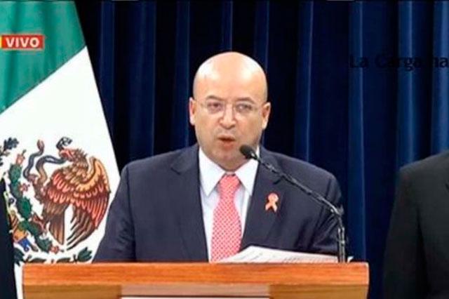 Acepta la Comisión Nacional de Seguridad recomendación por Apatzingán