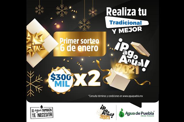 Abre módulos Agua de Puebla este jueves hasta las 14:00 horas