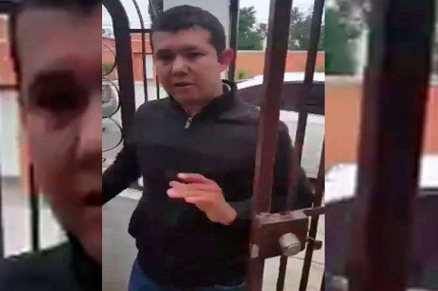 Regidor acusado de acoso dice que le tendieron una trampa