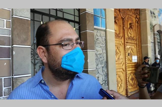 Denuncia Nasta de la Torre a delegado de Tehuacán por amenazas