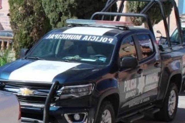Acusan a regidor de atropellar a familia en Hidalgo