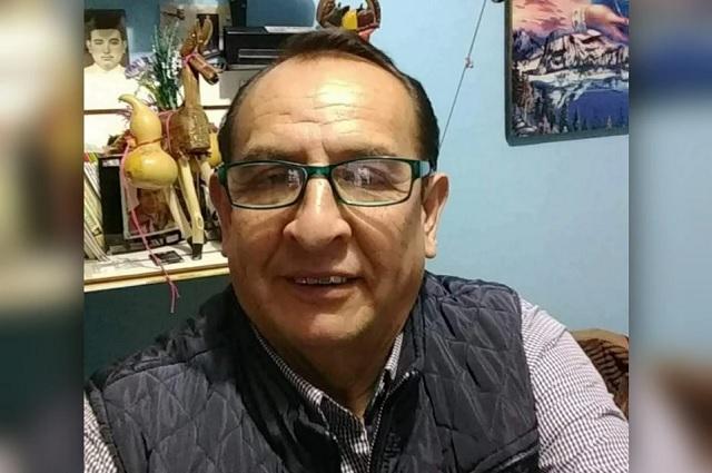 Muere Santos Manuel, regidor de comercio en Huauchinango