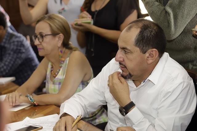 Juntas auxiliares, focos rojos en comicios: regidor Guevara