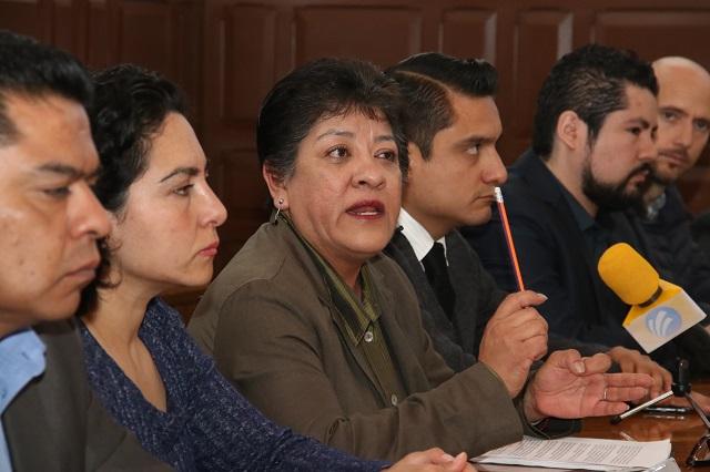Piden regidores de Morena a Gali coordinación contra delitos