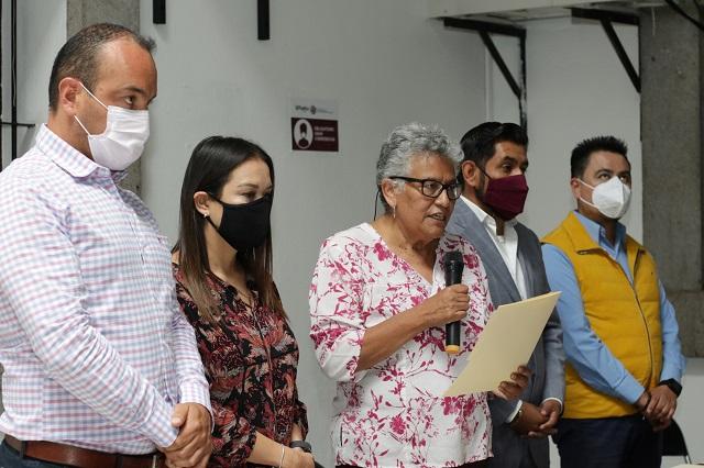 Desecha Morena denuncia contra regidores del G5 por violencia política