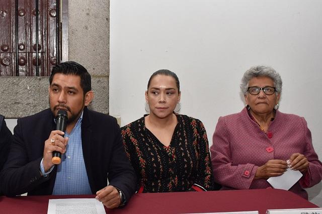 Acusan regidores despidos de personal en Puebla capital