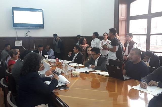 Agua de Puebla invirtió mil 460 mdp en obras, reporta a regidores