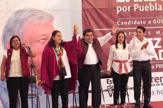 Regidores anticorrupción en cada ayuntamiento, propone Barbosa