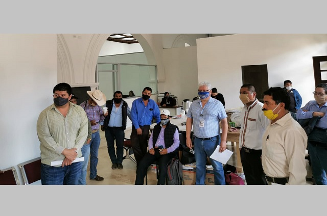 Alcaldes auxiliares de Huauchinango acusan desinterés de Gustavo Vargas