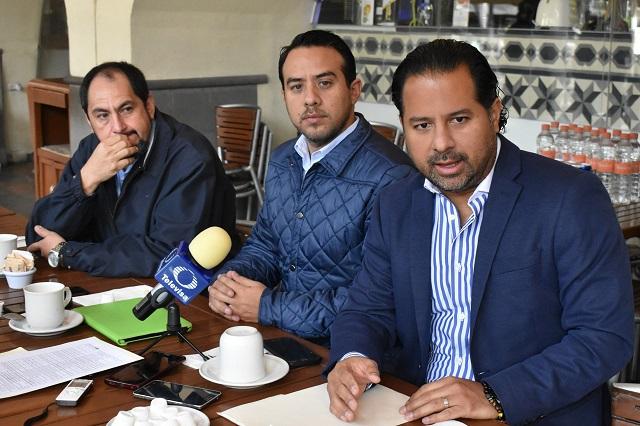Plantean obras en Puebla contra subejercicio de 1,300 mdp