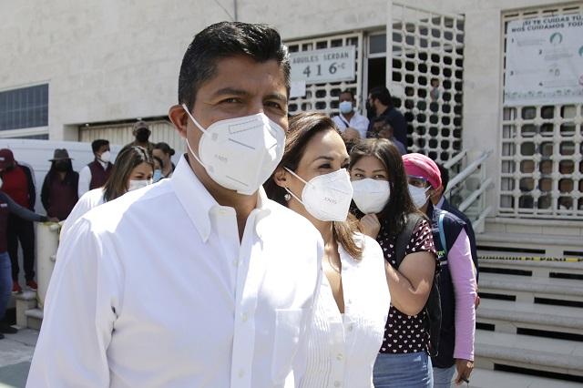 Eduardo Rivera va por alcaldía con mezcla de partidos antagónicos