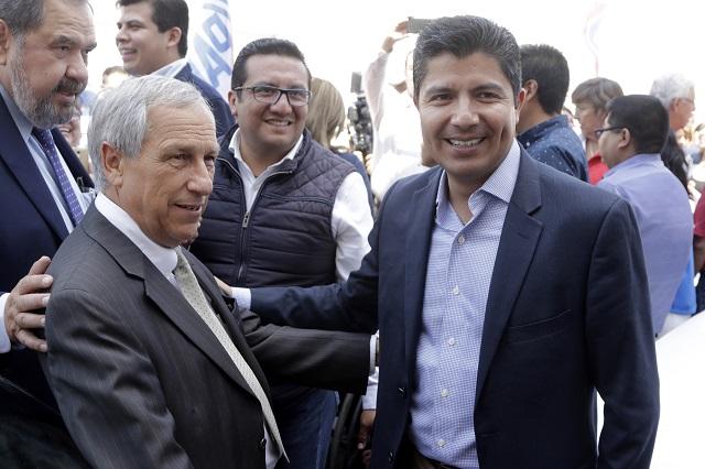 Con generosidad, panistas deben apoyar a Cárdenas: Eduardo Rivera