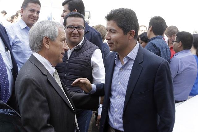 No vemos a Eduardo Rivera fuera del PAN: Rodríguez Doval