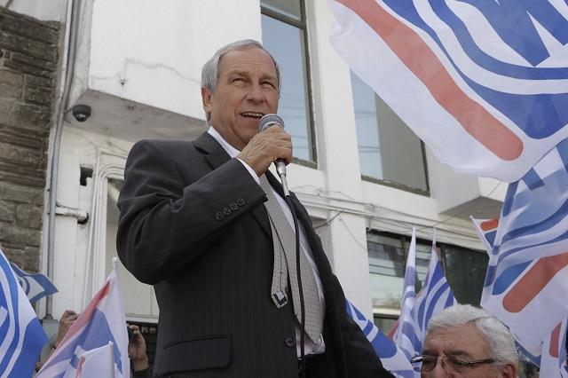 Esta campaña no es una revancha contra Barbosa, afirma Cárdenas