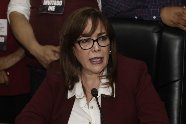Si Armenta no respeta encuesta de Morena será sancionado: Yeidckol