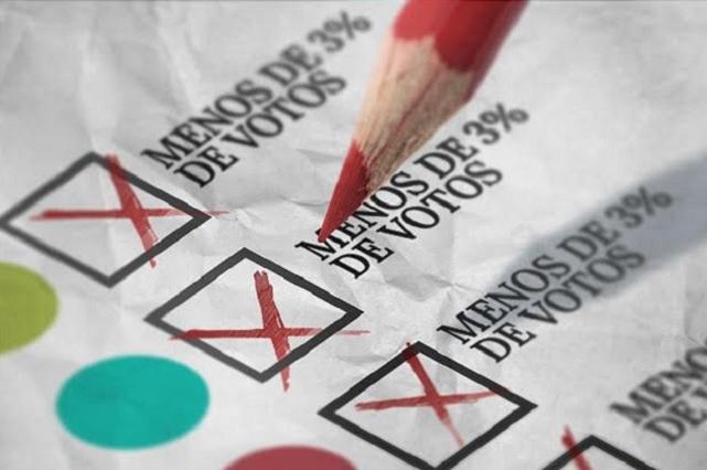 Criterio para registro de partidos estatales no cambió, señalan