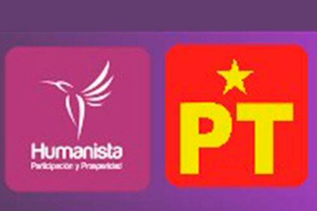 Partido del Trabajo y Humanista técnicamente ya no tienen registro