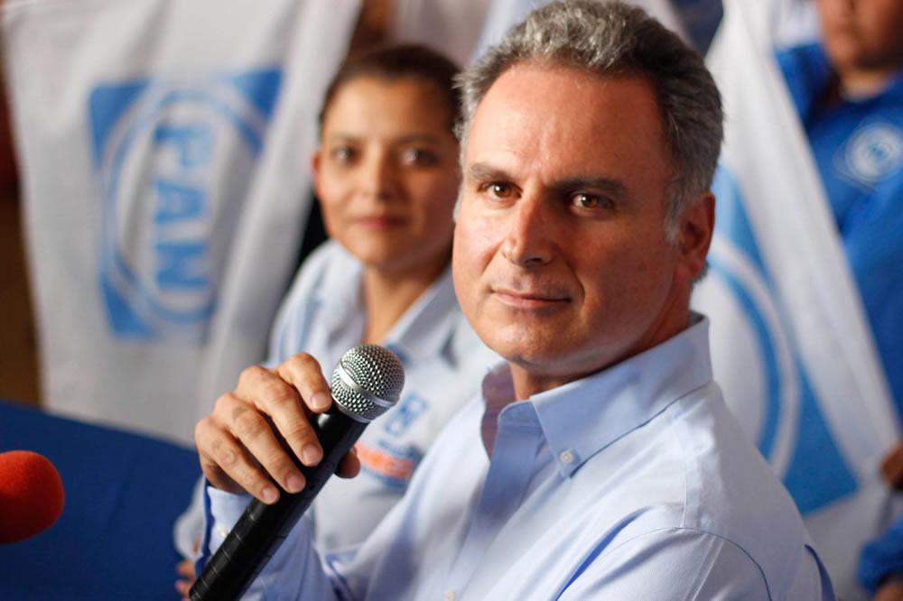 Valida CEN del PAN reelección de Rodríguez Regordosa
