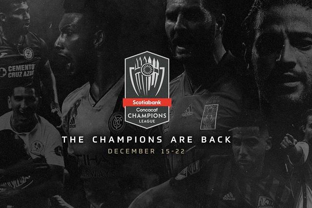 Oficial: Concachampions regresa en diciembre; se jugará en EU