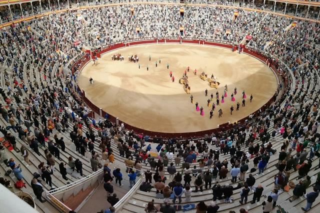 Toros: Madrid reanuda fiesta brava con público en la Plaza de Las Ventas