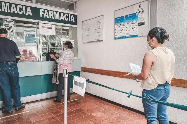 Regresan servicios médicos básicos al IMSS-Puebla