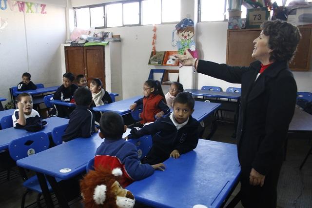 Puebla, en tercer lugar nacional de responsabilidad educativa