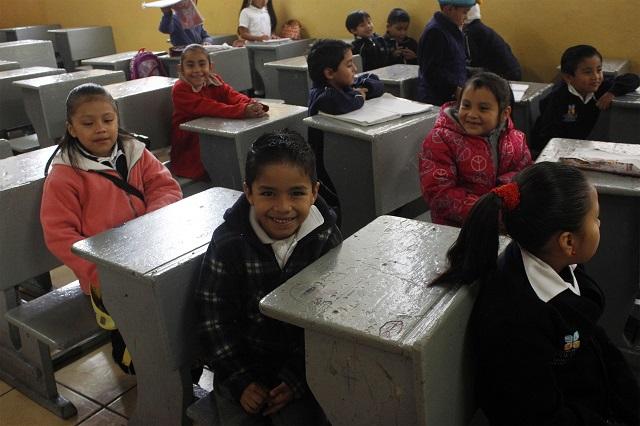 En segunda semana de diciembre se resuelve futuro educativo: Aréchiga
