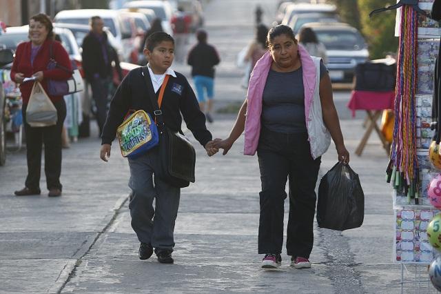 Puente patrio beneficia en Puebla a más de 2 millones de estudiantes