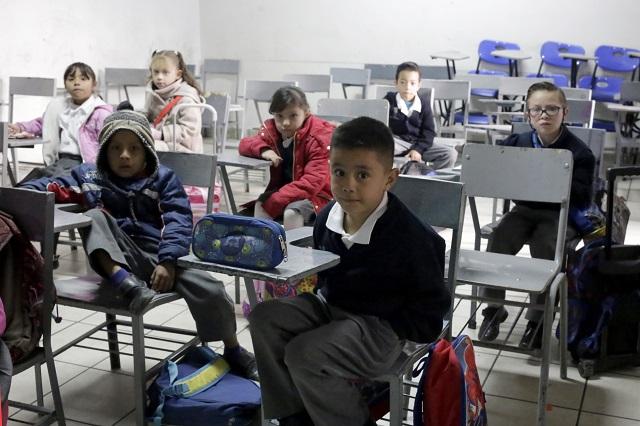 Asignan maestros para primarias de Puebla y de Atoyatempan