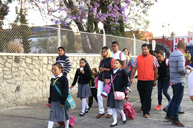 Garantizar seguridad de centros educativos, demanda Manzanilla