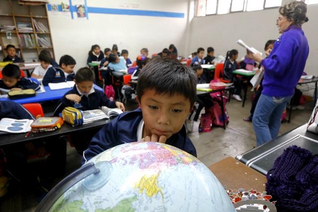 Falló Puebla en sistema de tutoría para nuevos docentes : Mexicanos Primero