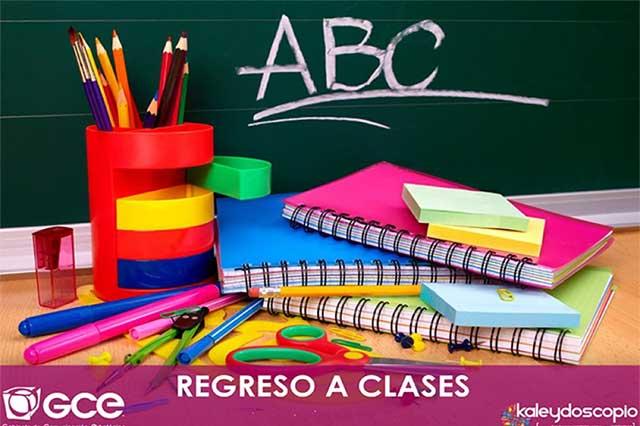 Las tareas para un buen regreso a clases en México