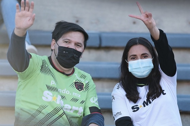 Liga MX: advierten expertos que no es momento de abrir los estadios
