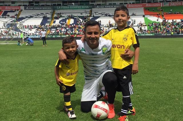 Luis Montes podría volver a Selección Mexicana por petición de sus hijos