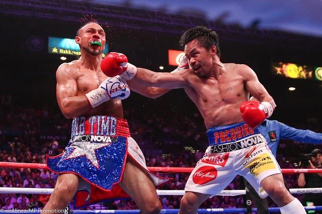 Manny Pacquiao recibe propuesta para volver al ring en 2021