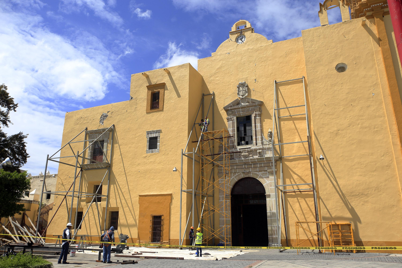 Cobran derecho de piso a sacerdotes en Izúcar de Matamoros