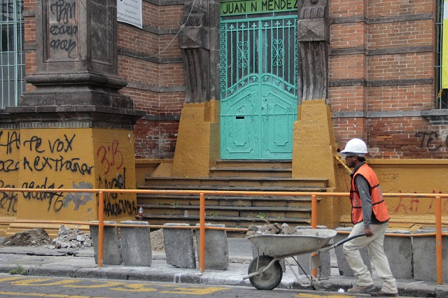 Estas escuelas aún no abrirán en Puebla capital por daños del 19S