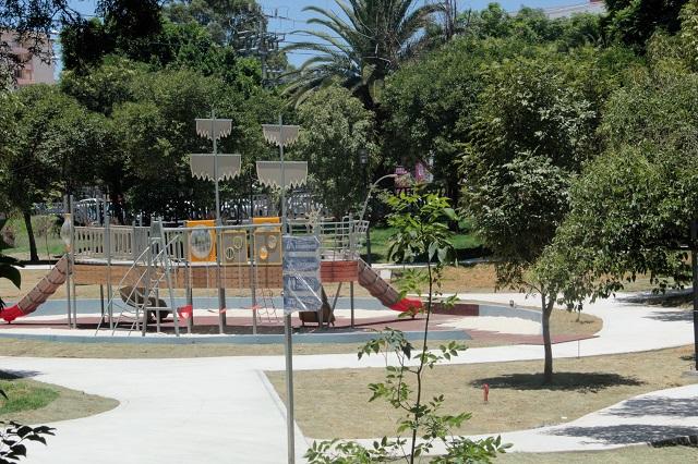 Tendrá Parque Juárez lago... pero no para nadar, aclara el alcalde Banck