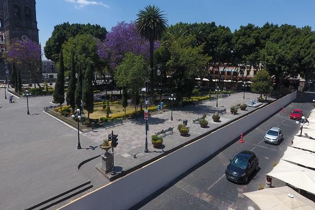 Puebla capital tendrá su propia Vía Recreativa, de 6 kilómetros