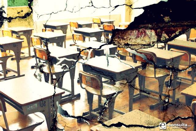 Tiene Puebla el peor avance en rehabilitación de escuelas: INEE