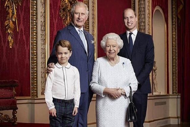 Reina Isabel se reunirá con sus dos hijos tras separación de Harry