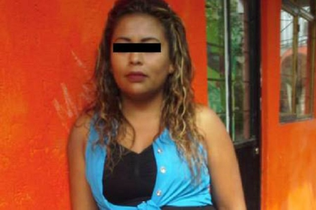 Capturan a la Reina del Sur tras operativo en Puebla capital