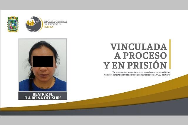 La Reina del Sur seguirá presa por balacera en Puebla