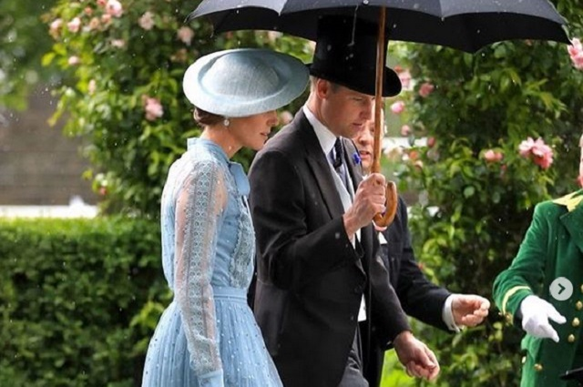 Reina Isabel II dejó un legado de años a Kate Middleton