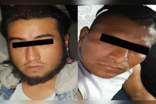Revelan que son reincidentes los 2 sujetos detenidos tras balacera en CU