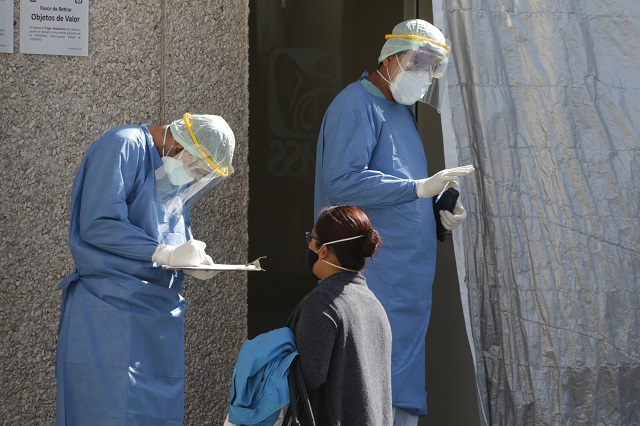Registra Puebla primer caso de reinfección de Covid-19