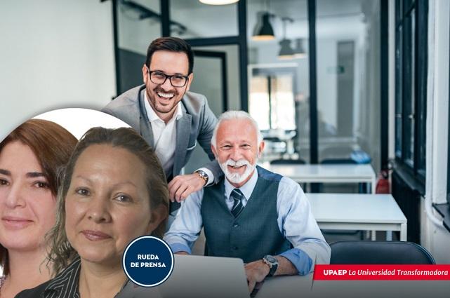 Adultos mayores regresan al trabajo: Observatorio Upaep
